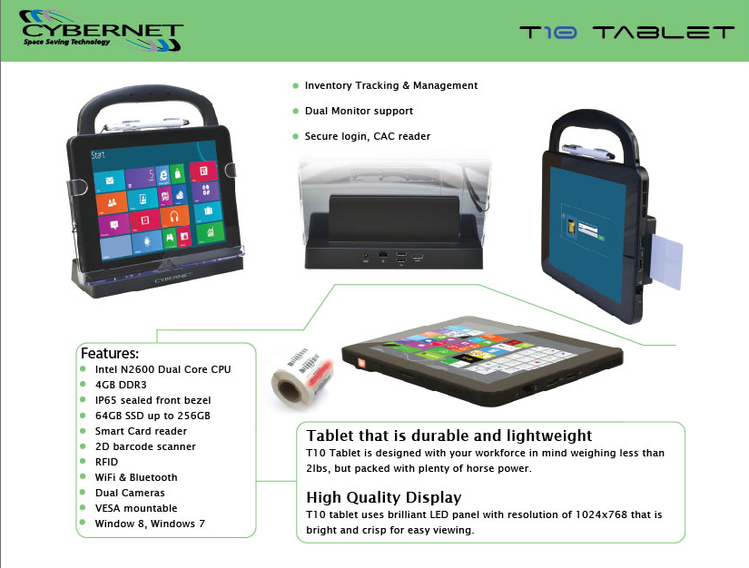 T10 Business Tablet