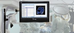 Medical grade computer with EMR
