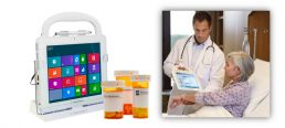 Medical Tablets allow for better checks and balances in medical dispension