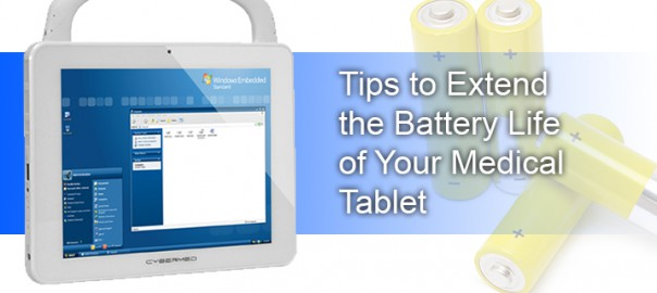 Extend Tablet Battery Life
