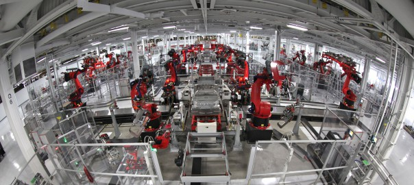 The Role of Industrial Computers in Industrial Automation