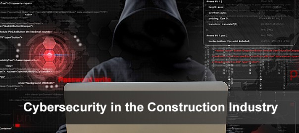 Cybersecurity in the Construction Industry