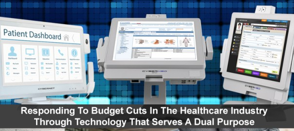 Responding To Budget Cuts In The Healthcare Industry Through Technology That Serves A Dual Purpose
