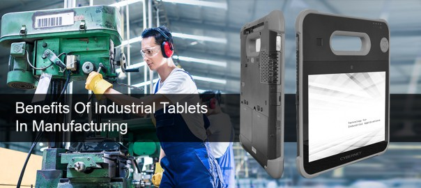 Benefits Of Industrial Tablets In Manufacturing