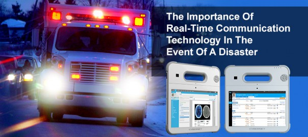 The Importance Of Real-Time Communication Technology In The Event Of A Disaster