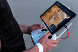 Industrial Tablet for Drone Mining