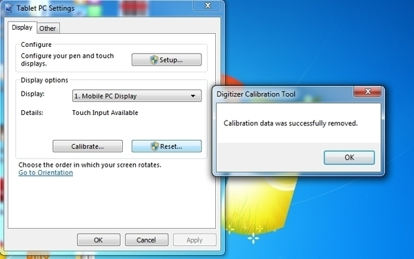 How To Reset Windows 7 and 8 Calibration | Cybernet KB