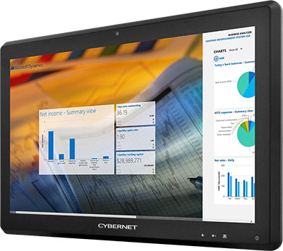 "Cybernet 24"" Enterprise Grade All in One PC Success Story"