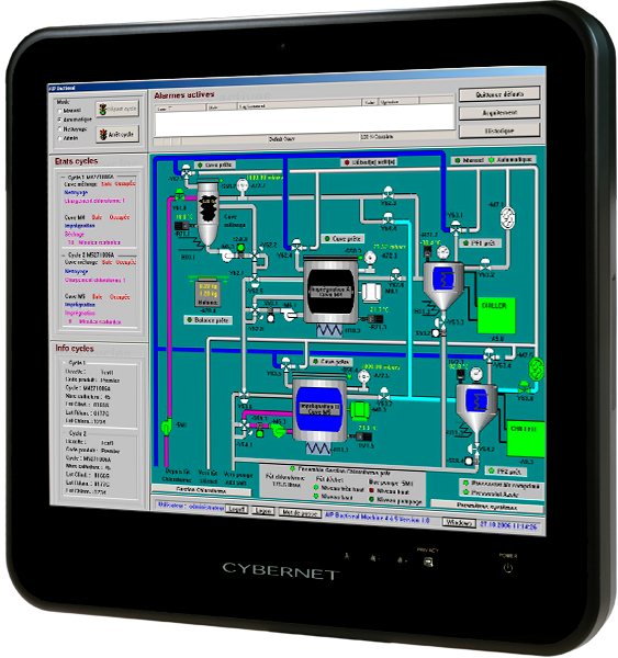 iPC N19 HMI Panel PC