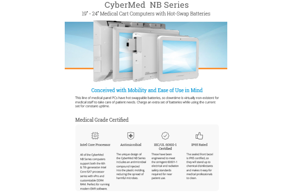 CyberMed NB Series