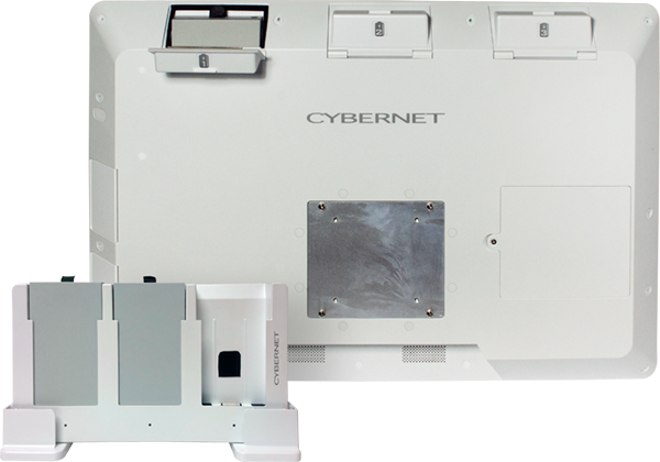 CyberMed NB22 Back with MultiCharging Station