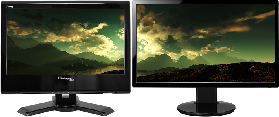 iOne H6 Dual Monitor