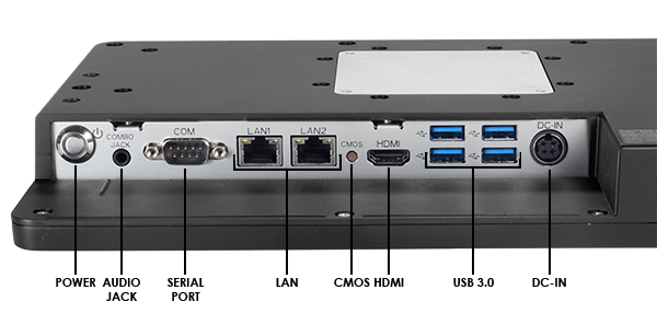iOne M12 Ports