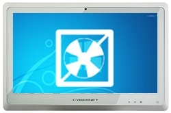 22inch Fanless Medical PC