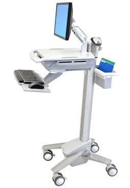EMR Cart with Arm