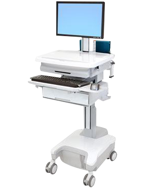 Patient Cart with Drawer