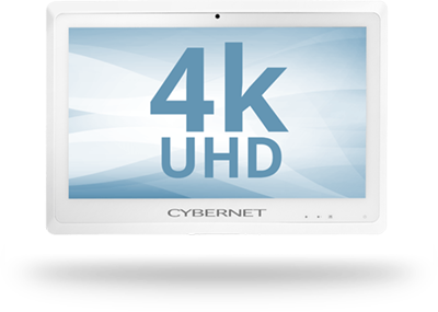 "24"" Medical Computer with 4K UHD Display"