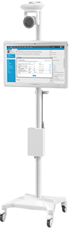 Lightweight Telehealth Cart
