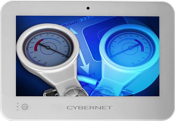 CyberMed M156 for Mobile EMR, Clean Room Environments or Laboratories