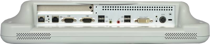 Medical PC Multiple Serial Ports