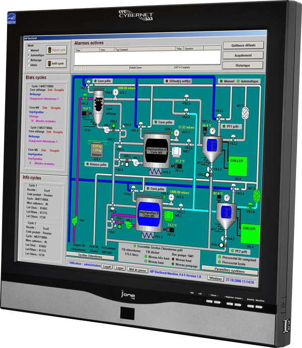 iOne N19 with Industrial Software