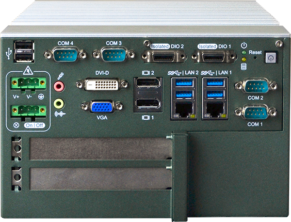 iPC R1ix Multiple RS-232 Ports