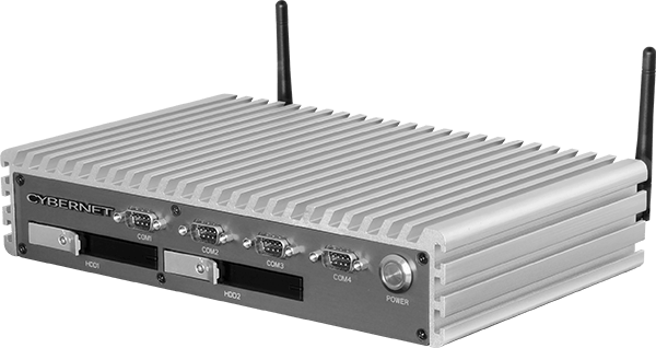 iPC R2ix Fanless Rugged Computer