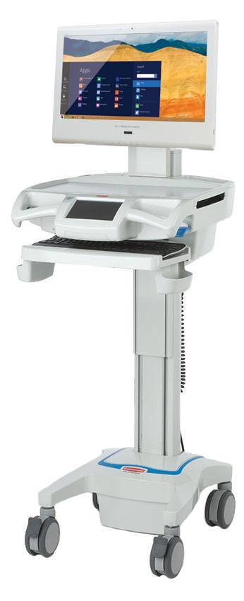 CareLink AC RX LCD Mobile Nurse Station
