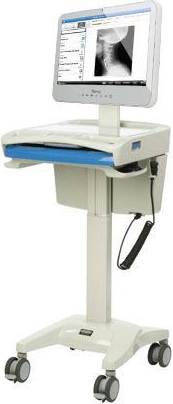 M40 Mobile Computing Medical Cart