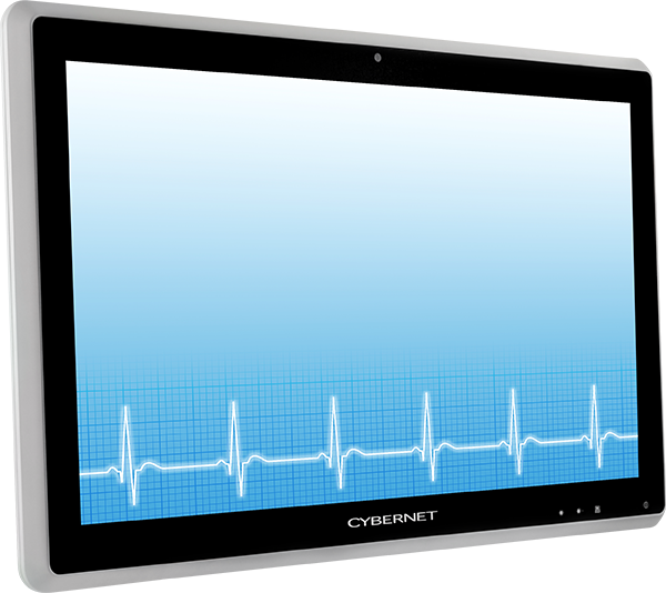 Medical Monitor with Chart