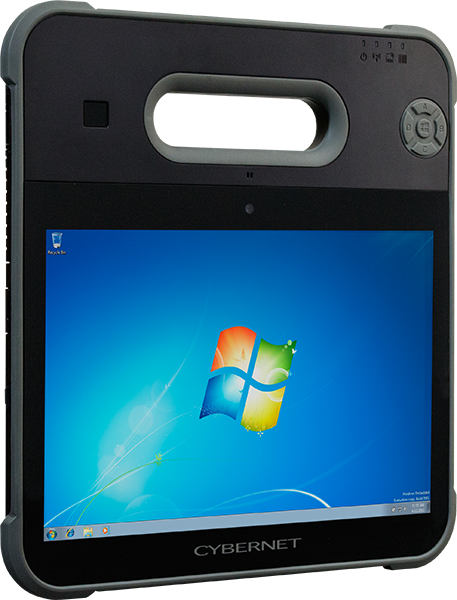 Rugged Windows Tablet With Barcode Scanner Rfid Rs232 Ports